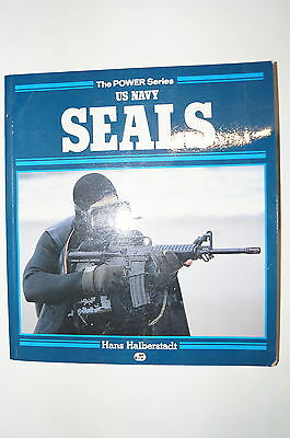 The Power Series USN US Navy Seals Reference Book