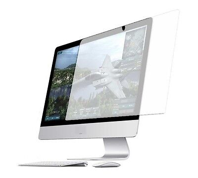 """2X Clear HD Screen Protector Film Guard For Apple iMac 21.5"""" / 21.5 Inch"""