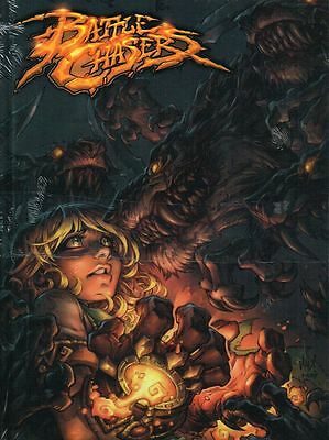 BATTLE CHASERS - ULTIMATIVE EDITION WERWOLF VARIANT - Lim. 150 Ex. - CROSS CULT