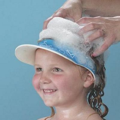 Clippasafe Shampoo Shield - Baby and Toddler Hair Wash Eye Protector