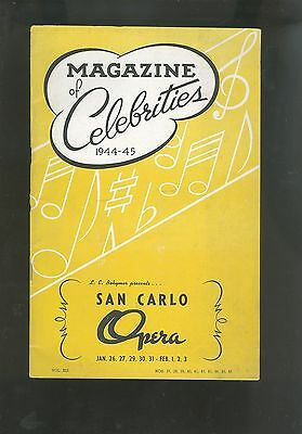 1944-45  Los Angeles Classical Music Magazine