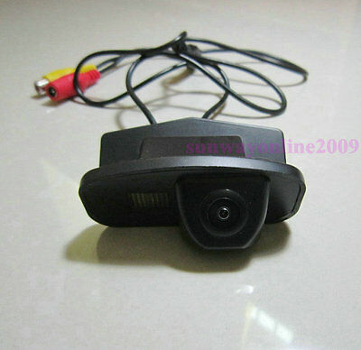 Wireless Color CCD Rear View Camera for Honda CRV CR-V Odyssey Fit Jazz Elysion