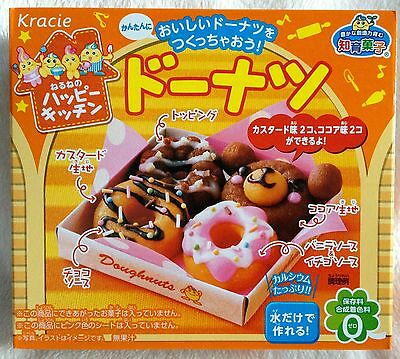 Kracie Popin Cookin Candy Donut Making Kit from Japan • Free Fast Airmail