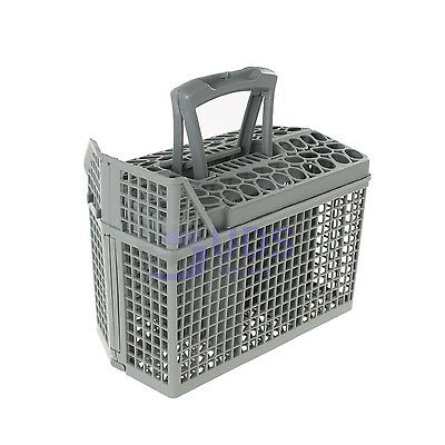 Genuine AEG Electrolux Dishwasher Cutlery Basket New Grey - 1118401700