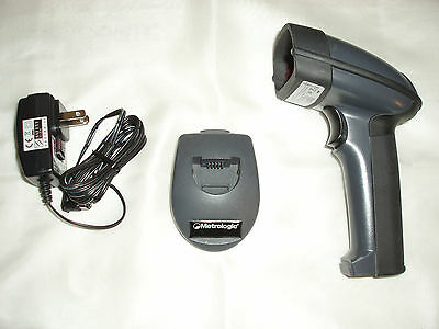 Metrologic MS1633 Focus Bluetooth Wireless Barcode Scanner 2D XML modem 6M WARR.