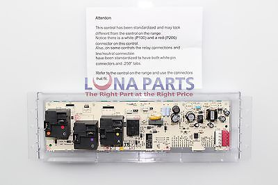 Genuine OEM GE WB27T11311 GE Range Oven Control Board PS3493487
