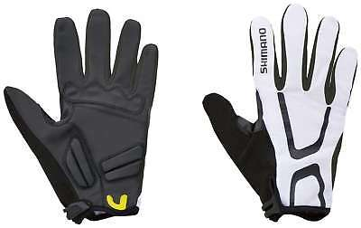 SHIMANO Bicycle Bike Cycling Full finger Gloves