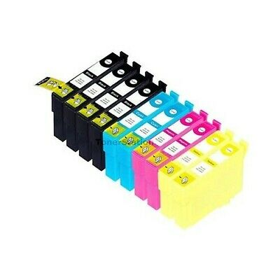 10x Ink Compatible with epson Expression Home XP100 XP200 XP300 XP410 Cartridge