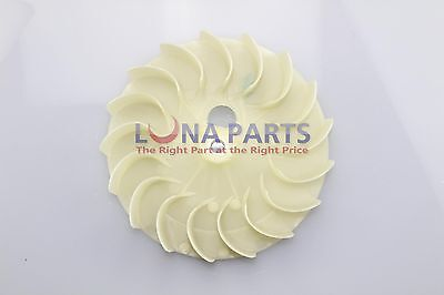 Genuine OEM GE WE16M15 GE Hotpoint Kenmore Dryer Blower Wheel Fan PS960003