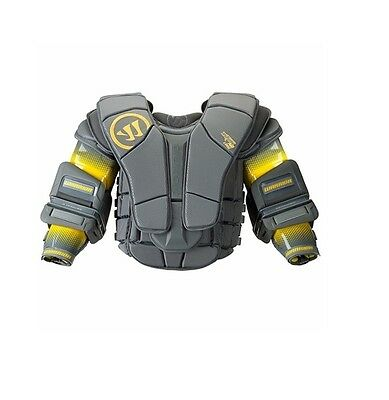 Warrior Ritual Pro ice hockey goalie chest protector senior size large new goal