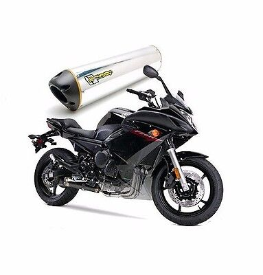 2009-2013 Yamaha FZ6R FZ-6R Two Brothers Aluminum Full System Exhaust