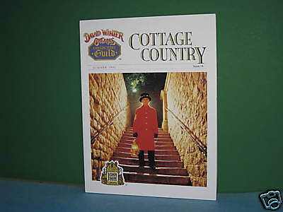 David Winter Cottage Country Issue 14 Summer 1990