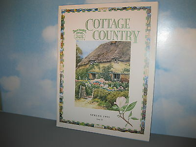 David Winter Cottage Country Issue 33 Spring 1995