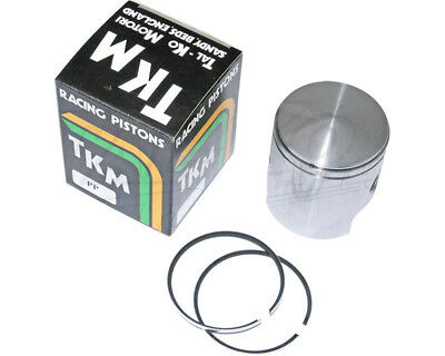 TKM BT82 Piston Set (Rings, Pin & Circlip) UK KART STORE