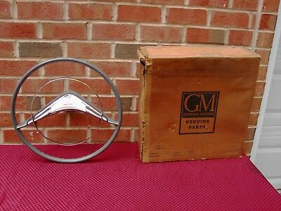 58 Chevrolet Impala Nos Gm Continental Kit............rare Find!!!!