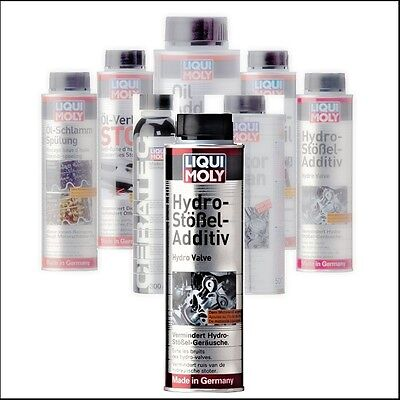 1009 LIQUI MOLY Piston Hydraulique Additif Nettoyeur