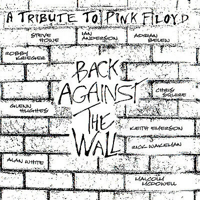 Vinyl LP Pink Floyd A Tribute To Back Against The Wall Con Ian Anderson 2LPs