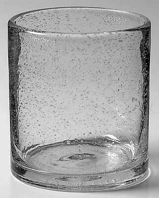 Tag Ltd BUBBLE GLASS CLEAR Double Old Fashioned Glass 6526941