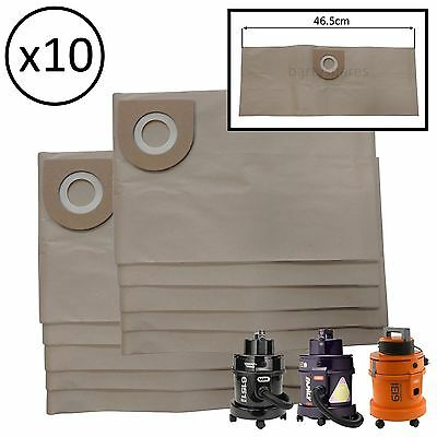 10 x Dust Bags for VAX Vacuum Hoover  5150, 6100, 6121, 6130 6131 6135 6150 6151