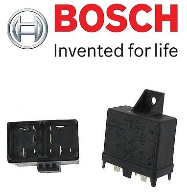 OEM Bosch New Multi Purpose Fuel Pump Control Relay for Volkswagen VW 1975-1979