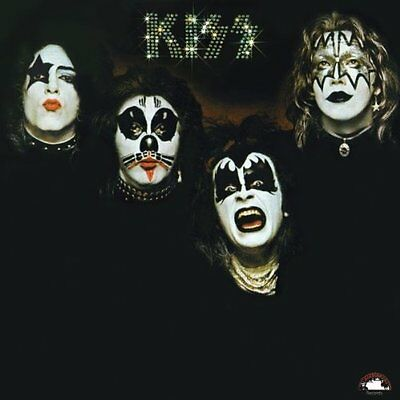KISS - KISS : CD ALBUM (1997 Remastered Edition)
