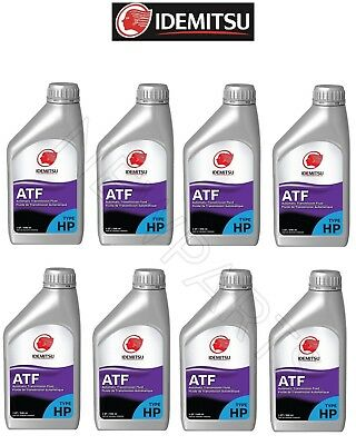 NEW Set of 8 Quart Container HP Type Automatic Transmission Fluid Fits Subaru