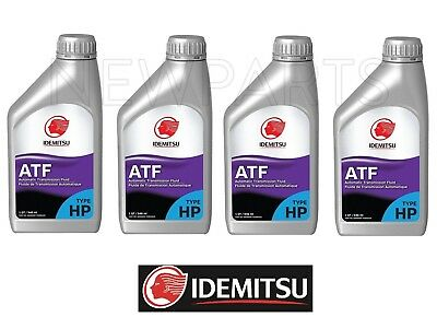 4 Quarts Pack Automatic Transmission Oil Fluids TYPE-HP ATF TYPEHP Fits Subaru