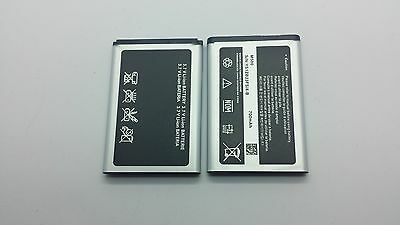LOT OF 25 NEW BATTERY FOR SAMSUNG M500 CHRONO R260 T619 A420 A580 A640 T429 r220