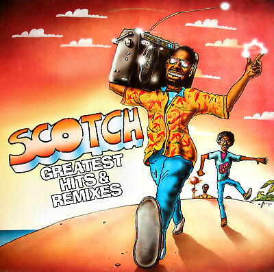 Italo CD Scotch Greatest Hits and Remixes  2CDs