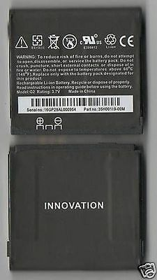 Lot Of 25 New Battery For Htc Mytouch 3G Magic Sapp160 Google Usa T Mobile