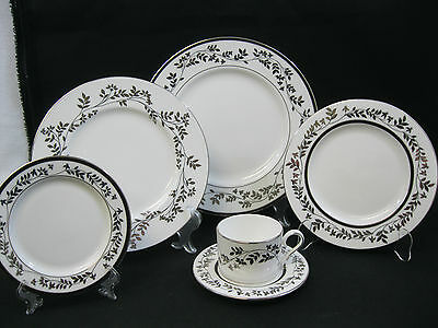 Lenox Jonquil 6Pc Place Setting -New with Tags