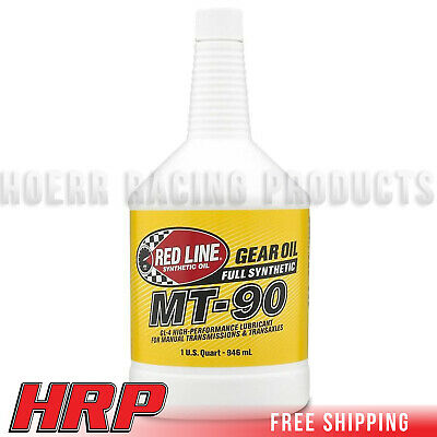 RedLine- MT-90 75W90 GL-4 Gear Oil -1 Quart - PN: 50304