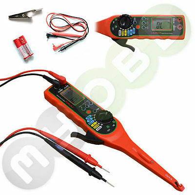 Launch Circuit Stromprüfer Multimeter Digitaler Spannungsprüfer LCD-Display