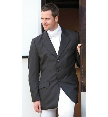 "Mens Horse Riding Show Jacket size 38""  Black - was £59.99 - Cotswold by Shires"