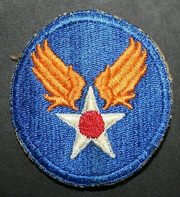 Original Ww2 Wwii U.s. Army Air Force Patch Usaaf U.s. Army Air Corps