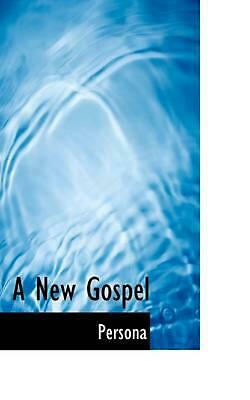 NEW A New Gospel by Persona Paperback Book (English) Free Shipping