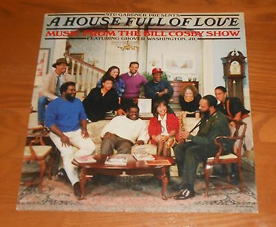 A House Full of Love Bill Cosby Show Poster 2-Sided Flat 1986 Promo 12x12 RARE