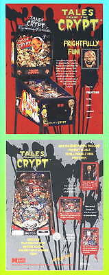 Tales From The Crypt, Data East Pinball Flyer