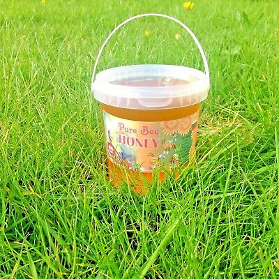 100%PURE RAW ORGANIC HONEY NEW harvested 2017