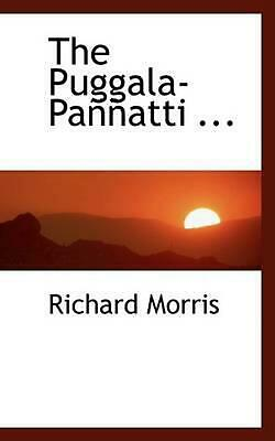 NEW The Puggala-Paapapatti ... by Richard Morris Paperback Book (English) Free S