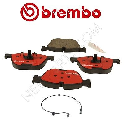 BMW E70 X5 X6 Complete Front Brake Pads KIT With Sensor Bowa / Brembo