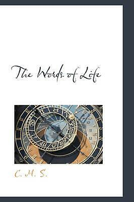 The Words of Life by C.M.S. Paperback Book (English)