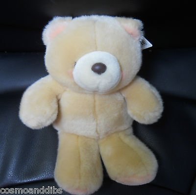 Forever Friends Small Hallmark Teddy With Original Tags