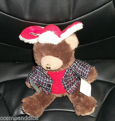 The Teddy Bear Collection Louis The Lumberjack