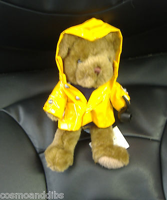 The Teddy Bear Collection Fergus The Fisherman