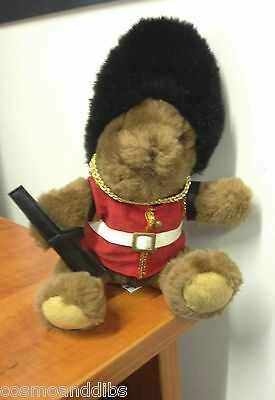 The Teddy Bear Collection Guy The Guardsman