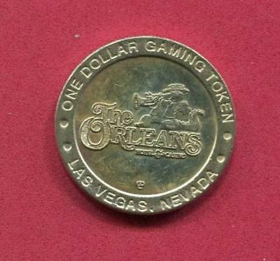 1.00 Casino Slot Token - Las Vegas NV - The Orleans - AU - -
