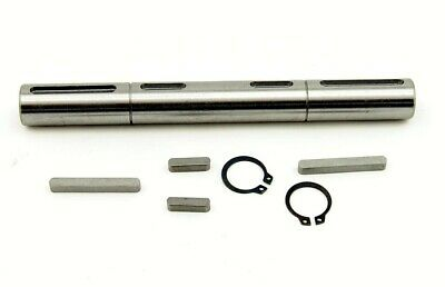 """MRV030 Worm Gear Speed Reducer 5/8"""" Keyed Double Output Shaft Kit"""