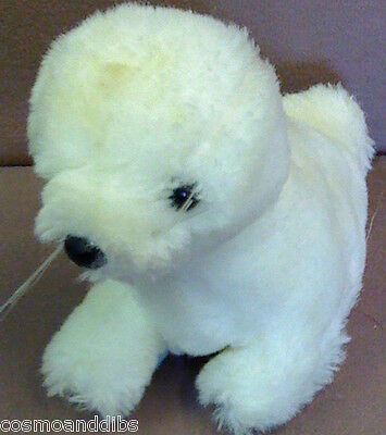 Lovely Small White Seal Pup Soft Toy