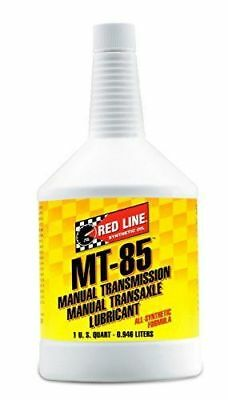 Red Line MT-85 75W85 GL-4 Gear Oil (1 Quart) RED-50504